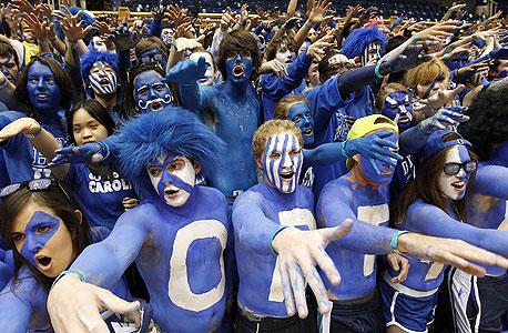 אוהדי קולג' NCAA, כדורסל מכללות