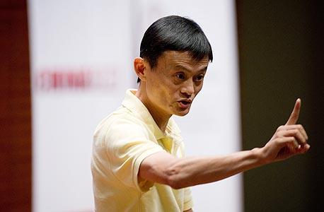 ג'ק מא. האיש העשיר בסין