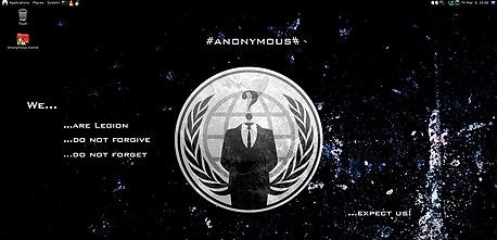 קמפיין אנונימוס מהימים בהם היתה התנועה גורם מורגש ברשת, צילום מסך: anonymous-os.tumblr.com