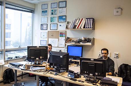 עובדי NDS. רכישה מוצלחת של סיסקו, צילום: נועם מושקוביץ