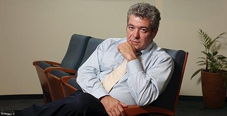 """לאוניד בלחמן מנכ""""ל ערוץ 9"""