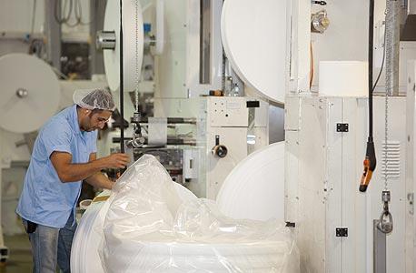 מפעל טפנוקים בקיבוץ עמיר