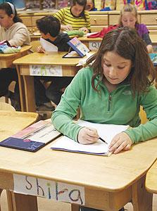 שירה זאב. החינוך מגיל הגן ועד סוף התיכון עולה 250 אלף דולר