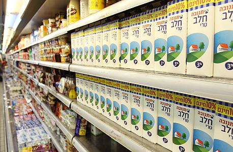 מוצרי חלב (ארכיון)