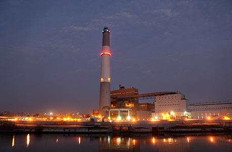 """תחנת הכוח רידינג בת""""א"""