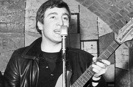 ג'ון לנון היה בן 22 כשהביטלמאניה החלה, צילום: אימג'בנק / Gettyimages
