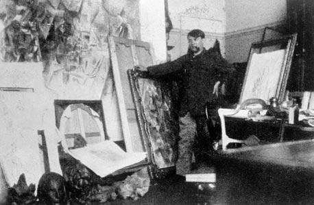 פבלו פיקאסו הוצג במוזיאונים בגיל 14 והפך לשם עולמי בגיל 20, צילום: אי אף פי