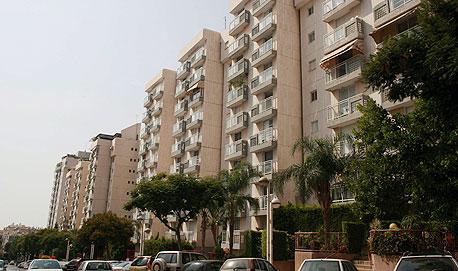 בנייני מגורים בשטח 9 בגבעתיים