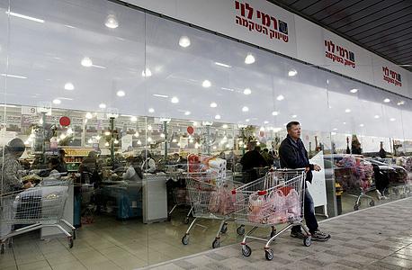 סניף של רמי לוי באשדוד. הרשתותל הפרטיות רשמו עליה בנתח השוק