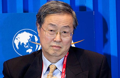 הנגיד הסיני במסר מרגיע: לא נבצע עוד פיחות בשערו של היואן