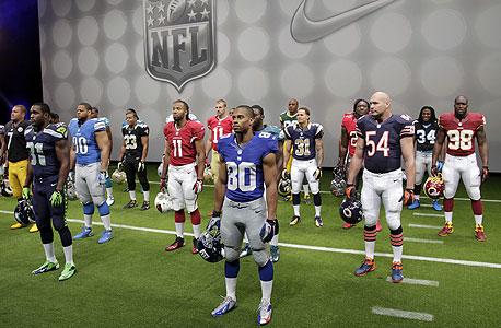 שחקני NFL. רוג