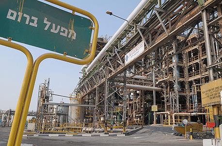 מפעל תרכובות ברום. 140 עובדים זומנו לשימוע לפני פיטורים, צילום: גיא אסייאג