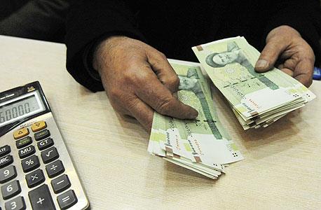 המטרה: מערכות פיננסיות באיראן, צילום: בלומברג
