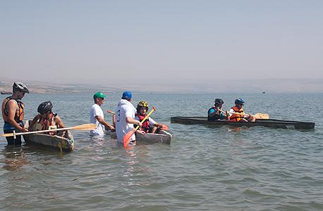 הראש היהודי: איגוד המהנדסים ינסה להשיט סירות בטון