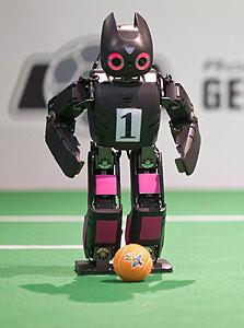 התחבר לתחום הרובוטים