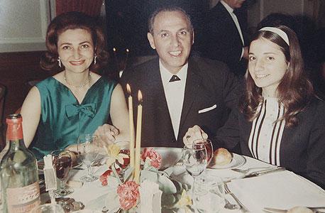 יהודית יובל רקנאטי והוריה