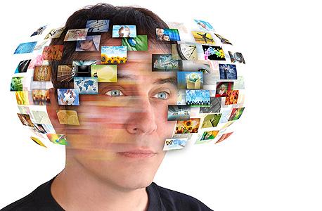 לדברי מומחים, שלל הגירויים בחיי היום יום פוגעים ביצירתיות , צילום: shutterstock