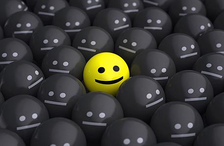 """""""אופטימיים באמת משיגים יותר"""""""