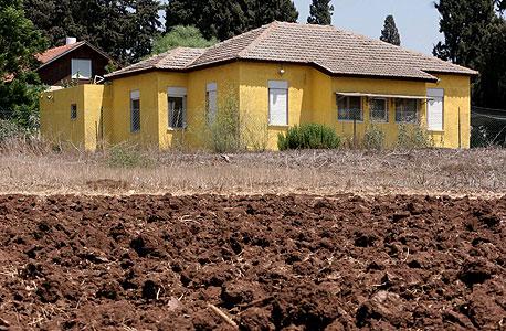 בית במושב בלפוריה, ליד עפולה