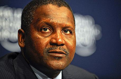 האדם העשיר באפריקה מסביר למה הוא רוצה לקנות את ארסנל