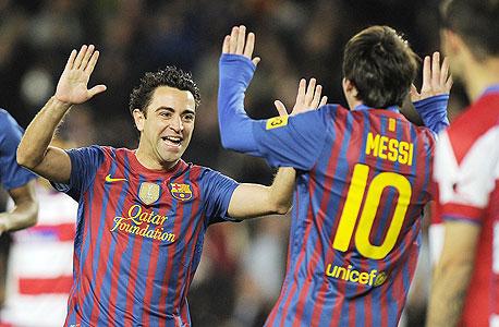 שחקני ההרכב בברצלונה בראש רשימת המשתכרים בעולם הספורט