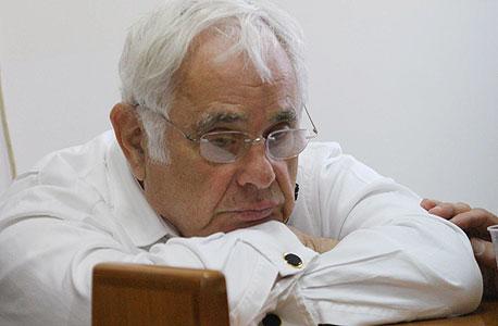 """משה טלנסקי בביהמ""""ש, צילום: אלכס קולומויסקי"""