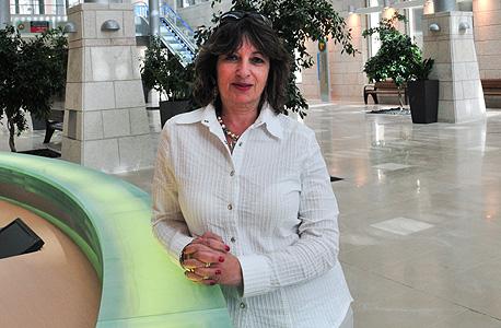 """מנכ""""לית הדסה ישראל אודרי שימרון"""