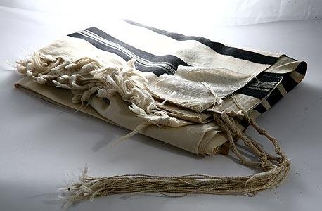 הטלית העניקה השראה לדוד וולפסון, הוגה הדגל