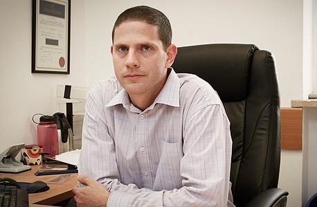 אסף מיזן האקטואר הראשי במשרד האוצר