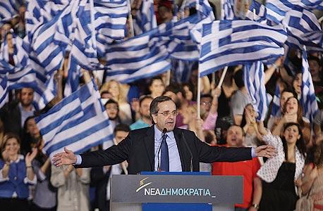 אנטוניוס סאמרס, מנהיג המפלגה השמרנית