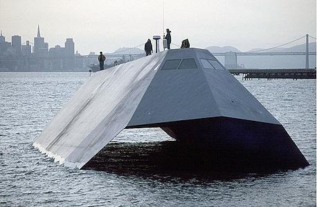 ספינת חמקן משוכללת מוצעת למכירה בסכום התחלתי של 50 אלף דולר בלבד