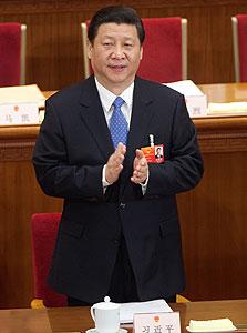 נשיא סין, שי ג'ינפינג. חושבים 100 שנים קדימה, צילום: בלומברג