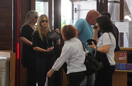 בר רפאלי ואמה ציפי בבית המשפט (ארכיון), צילום: אוראל כהן