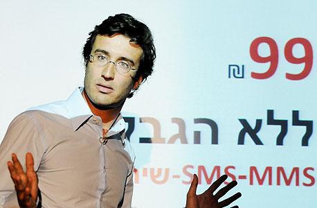 מיכאל גולן, מייסד גולן טלקום, צילום: יובל חן