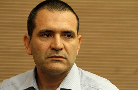 פרופסור אסף חמדני. עיכוב מנהלי של ביצוע פעולות גביה, צילום: מיקי אלון