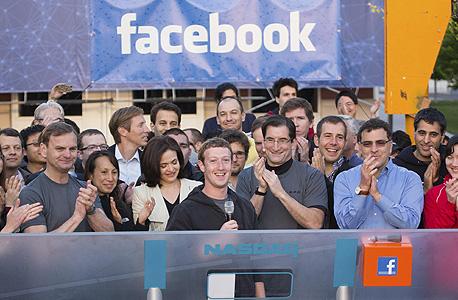 הנפקת פייסבוק. מוצרים פיזיים אאוט, רשתות חברתיות אין, צילום: רויטרס