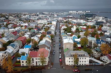ריקאוויק, איסלנד, צילום: בלומברג