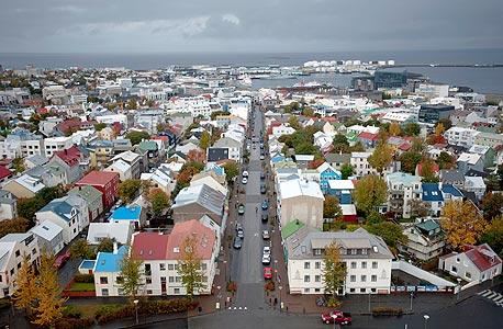 רייקאוויק בירת איסלנד