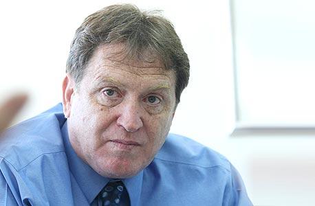נשיא החברה המרכזית לייצור משקאות קלים רוני קוברובסקי. באוצר סירבו להתייחס לפגישה