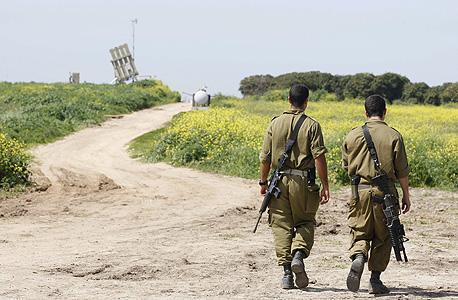 חיילי חובה (ארכיון), צילום: גדי קבלו