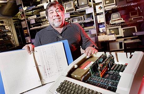 """ווז'ניאק. """"רוב המתכנתים שהכרתי הם כמוני, ביישנים וחיים בתוך ראשם"""""""