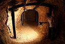 המנהרה. צילום: אבישג שאר ישוב, צילום: אבישג שאר ישוב
