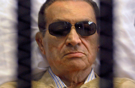 חוסני מובאר  בבית המשפט, צילום: איי אף פי