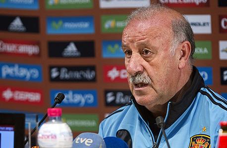"""מאמן ספרד: """"אליפות אירופה היא לא פתרון לבעיות במדינה"""""""