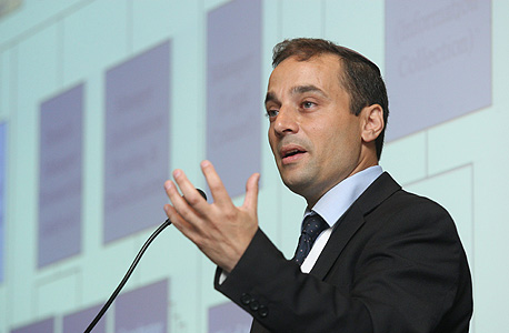 """פול לנדס יו""""ר הרשות לאיסור הלבנת הון, כנס סטפ 2012"""
