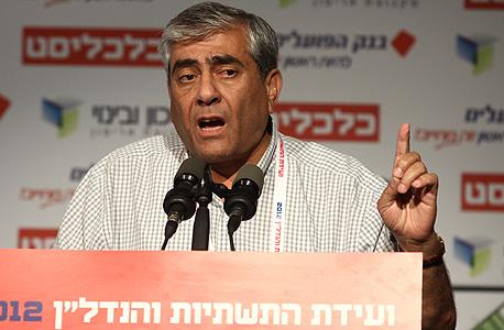 יגאל דמרי, צילום: אריאל בשור