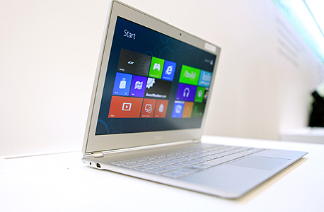 מחשב נייד אייסר S7, צילוםף בלומברג