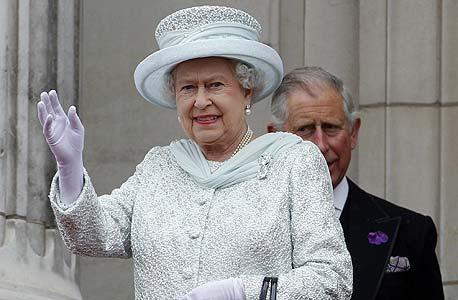 מלכת בריטניה, אליזבת השנייה. תיק השקעות בשווי 15 מיליארד דולר, צילום: אם סי טי
