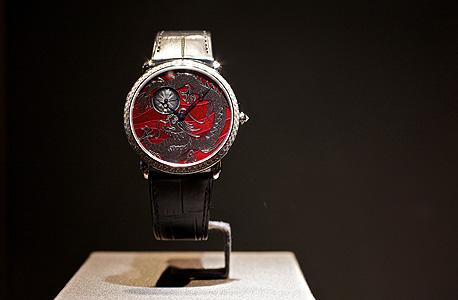 שעון קרטייה, צילום: בלומברג
