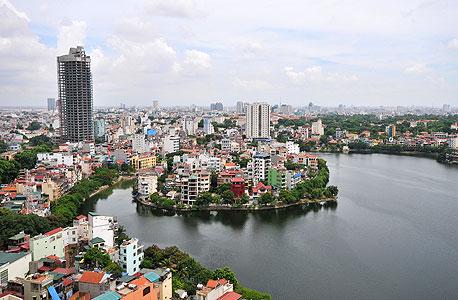 האנוי, בירת וייטנאם, צילום: שאטרסטוק